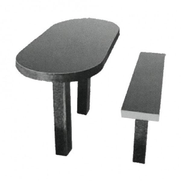 Стол и лавка 804