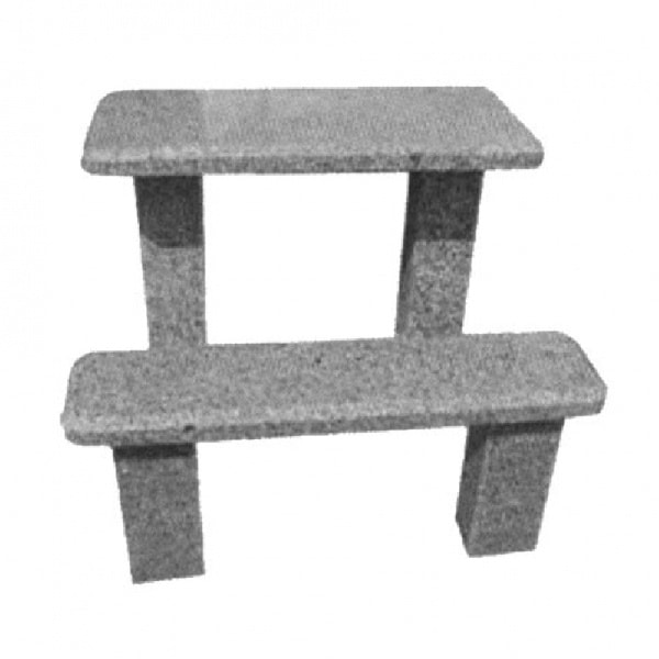 Стол и лавка 805