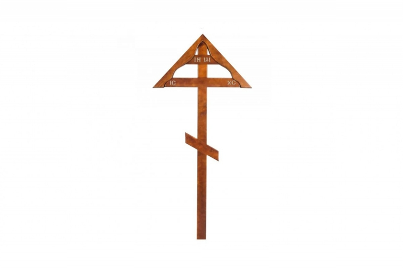 "Крест ""Домик"""