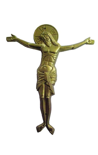 Распятие на деревяный крест