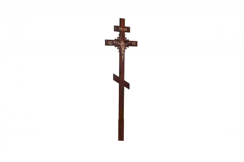 Крест «С узором»