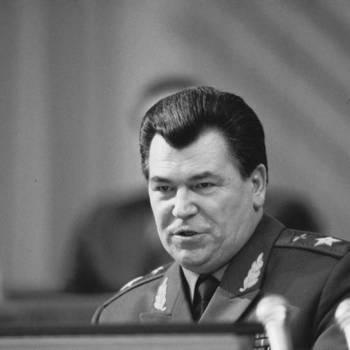 Скончался последний министр обороны СССР
